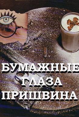 Постер фильма Бумажные глаза Пришвина (1989)