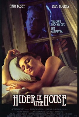 Постер фильма Скрывающийся в доме (1989)