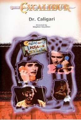 Постер фильма Доктор Калигари (1989)