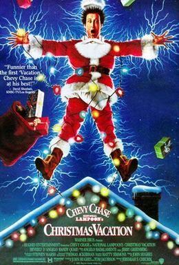 Постер фильма Рождественские каникулы (1989)