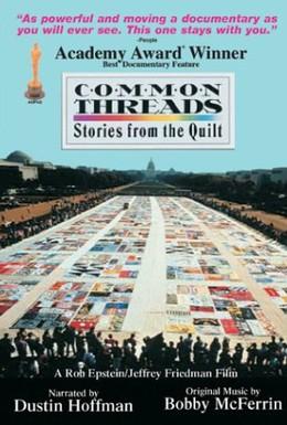 Постер фильма Общие темы: Истории с квилта (1989)