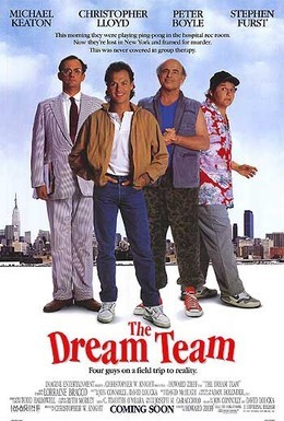 Постер фильма Команда мечты (1989)