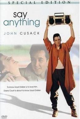 Постер фильма Скажи что-нибудь (1989)