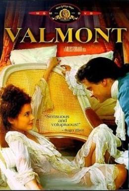 Постер фильма Вальмон (1989)