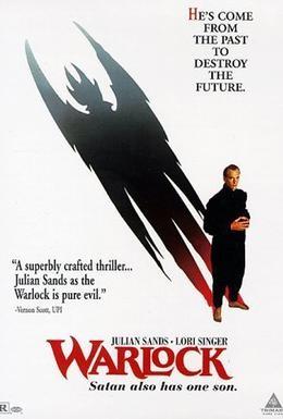 Постер фильма Чернокнижник (1989)