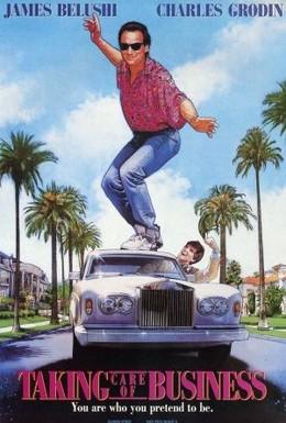 Постер фильма Красивая жизнь (1990)