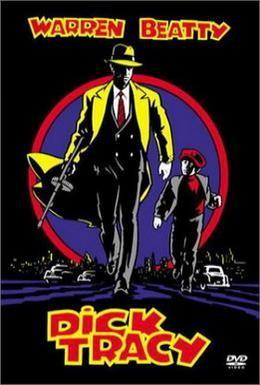 Постер фильма Дик Трэйси (1990)