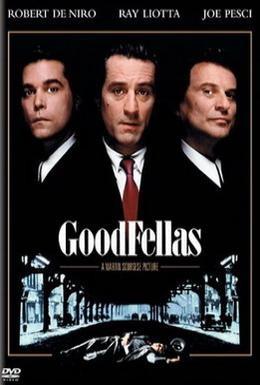 Постер фильма Славные парни (1990)