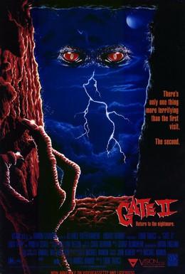 Постер фильма Врата 2: Нарушители (1990)