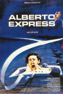 Постер фильма Экспресс Альберто (1990)