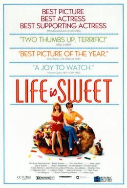 Постер фильма Сладости жизни (1990)