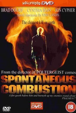 Постер фильма Спонтанное возгорание (1990)
