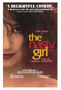 Постер фильма Дрянная девчонка (1990)
