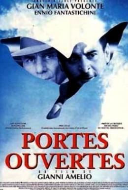 Постер фильма Открытые двери (1990)