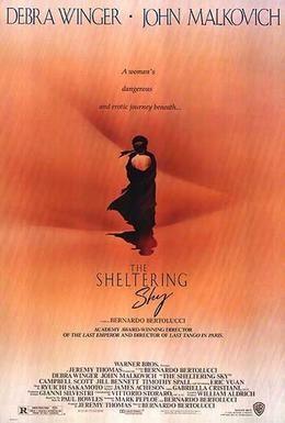 Постер фильма Под покровом небес (1990)