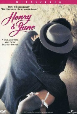 Постер фильма Генри и Джун (1990)