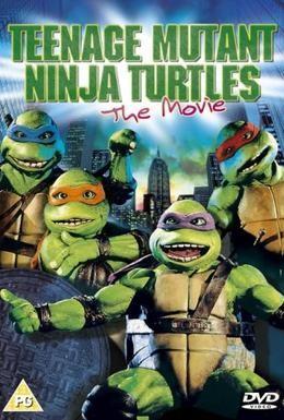 Постер фильма Черепашки-ниндзя (1990)