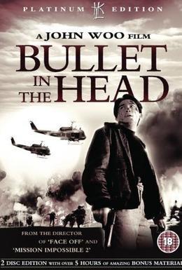 Постер фильма Пуля в голове (1990)