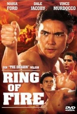 Постер фильма Огненное кольцо (1991)