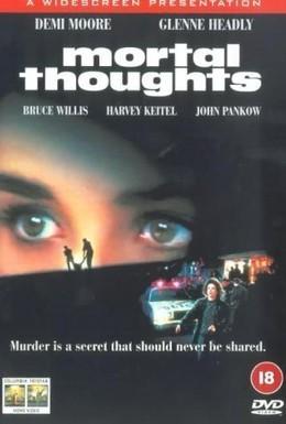 Постер фильма Смертельные мысли (1991)