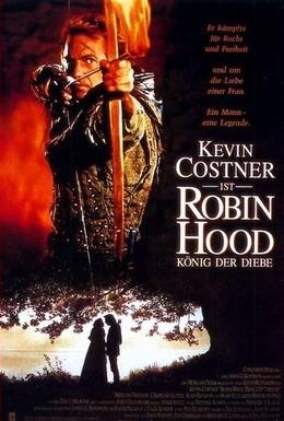 Постер фильма Робин Гуд: Принц воров (1991)