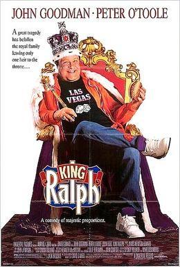 Постер фильма Король Ральф (1991)