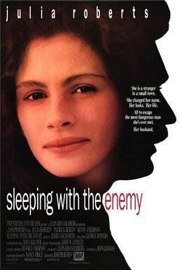 Постер фильма В постели с врагом (1991)