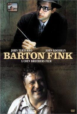 Постер фильма Бартон Финк (1991)