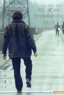 Постер фильма Прерванный шаг аиста (1991)