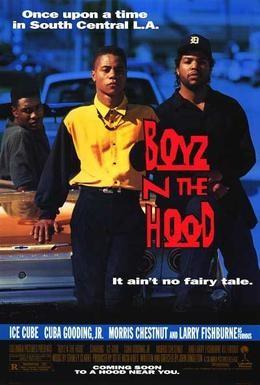 Постер фильма Ребята с улицы (1991)