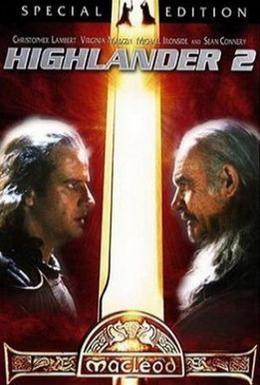 Постер фильма Горец 2: Оживление (1991)