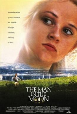 Постер фильма Человек на Луне (1991)