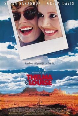 Постер фильма Тельма и Луиза (1991)
