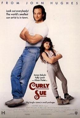 Постер фильма Кудряшка Сью (1991)