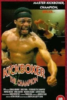 Постер фильма Кикбоксер чемпион (1991)