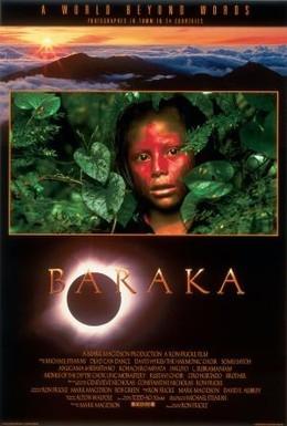 Постер фильма Барака (1992)