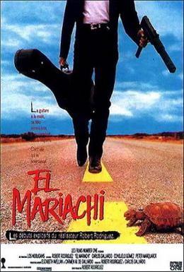Постер фильма Музыкант (1992)