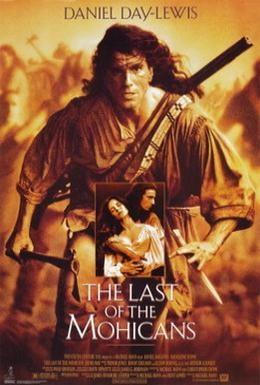 Постер фильма Последний из могикан (1992)