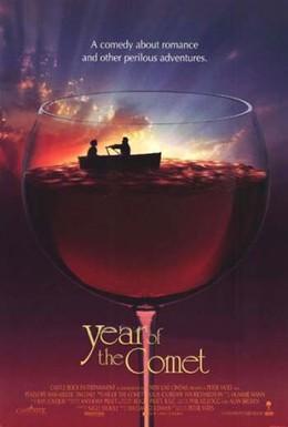 Постер фильма Год кометы (1992)