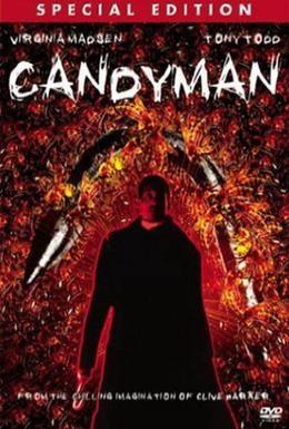 Постер фильма Кэндимэн (1992)