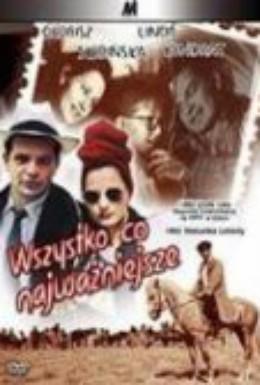 Постер фильма Все, что самое важное (1992)