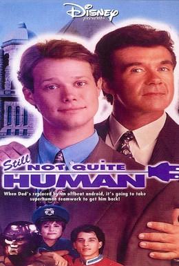 Постер фильма Всё еще не человек (1992)