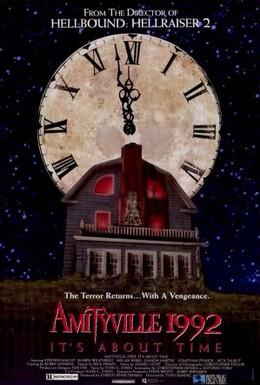 Постер фильма Амитивилль 1992: Вопрос времени (1992)