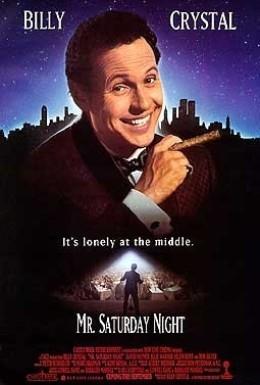Постер фильма Мистер субботний вечер (1992)