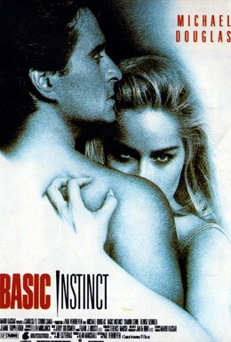 Постер фильма Основной инстинкт (1992)
