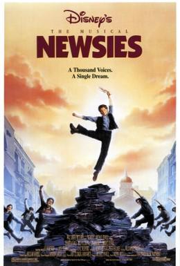Постер фильма Продавцы новостей (1992)