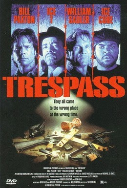 Постер фильма Нарушение территории (1992)