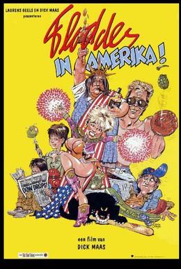 Постер фильма Флоддеры в Америке! (1992)