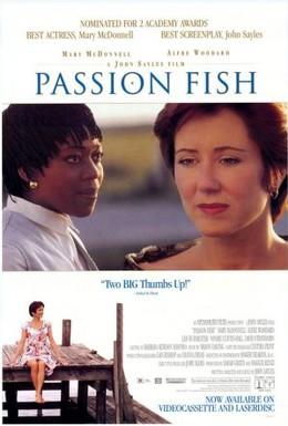 Постер фильма Рыба страсти (1992)