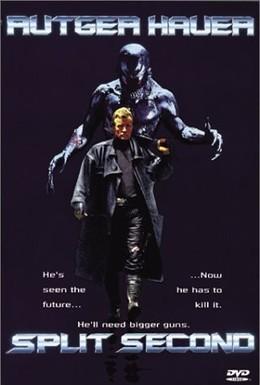Постер фильма Считанные секунды (1992)